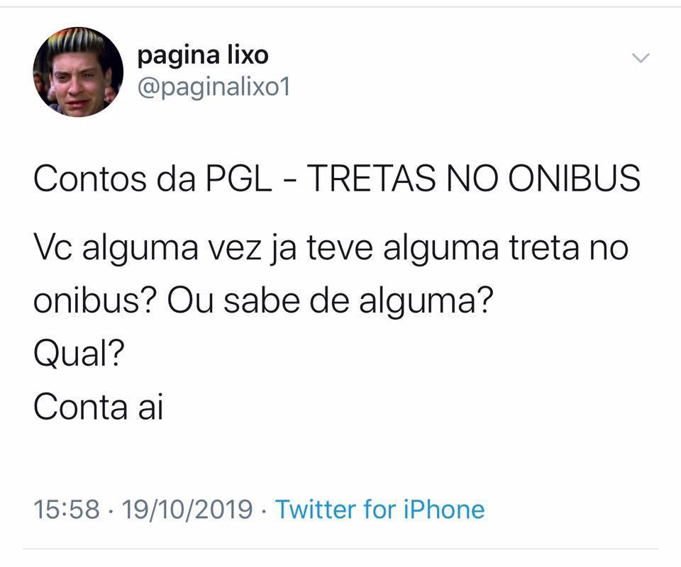 CONTOS - TRETAS NO ÔNIBUS